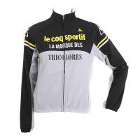 ルコック スポルティフ(Lecoq Sportif) レディスストレッチフリース3Lジャケット レディース 女性 ジャケット 自転車ウエア QC-845363 BLK ブラック(Lady's)