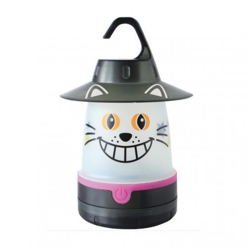 スパイス(SPICE) ハロウィン スマイルLEDランタン キャット HALLOWEEN SMILE LED LANTERN CAT PEVS1610G ハロウィン(Men's、Lady's)