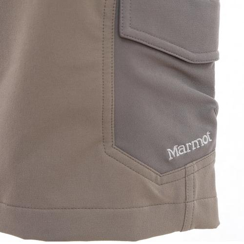 マーモット(Marmot) ウィメンズ インヴィシブルハーフパンツ WS INVINCIBLE HALF PANT MJP-F5555W DSND ハーフパンツ(Lady's)