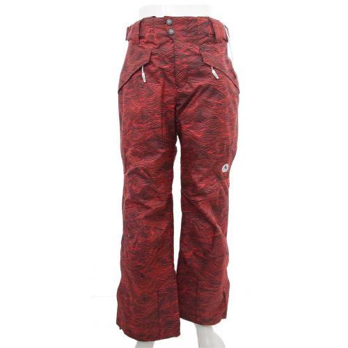マーモット(Marmot) WS BONUS GALAXY PANT レディース シェルパンツ MJW-F5510WP BKRD(Lady's)