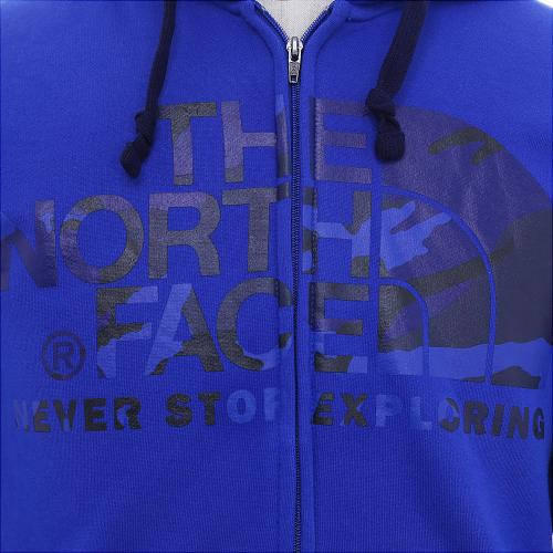 ノースフェイス(THE NORTH FACE) カモフラージュロゴ フル Camouflage Logo Full NT61602X HB メンズ パーカ 別注(Men's)