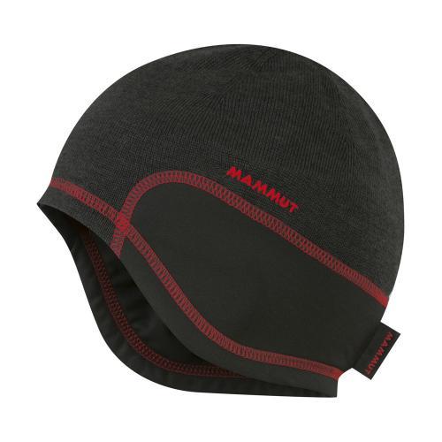 マムート(MAMMUT) マカイアドバンスドビーニー MAKAI ADVANCED BEANIE 1090-05380-0129 graphite-graphite ヘルメット対応 ビーニー(Men's、Lady's)