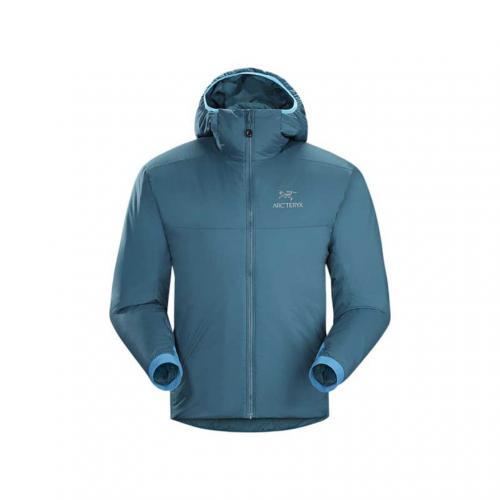 アークテリクス(ARC'TERYX) ATOM AR HOODY メンズ 中綿ジャケット L06694500-LEGION BLUE(Men's)