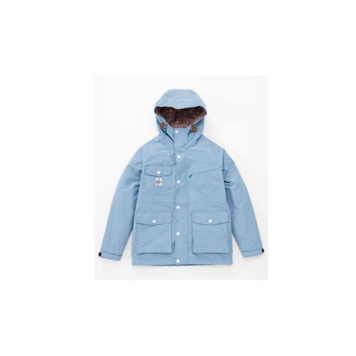 チャムス(CHUMS) ブービーフェイスマウンテンジャケット2 Booby Face Mountain Jacket II CH04-1039 Sax メンズ 防寒ジャケット(Men's)