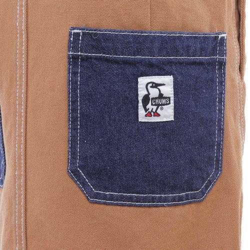 チャムス(CHUMS) キッズハリケーンサロペットスカート KIDS HURRICANE SALOPETTE SKIRT スカート CH23-1007(Jr)