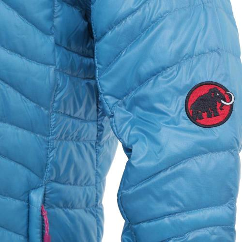 マムート(MAMMUT) FREEFLIGHT ULTRA-LIGHT DOWN JACKET WOMEN 1010-19770-5140 pacific(Lady's)