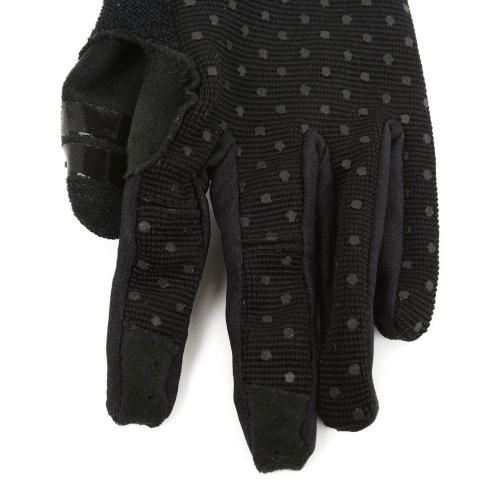 ジロ(giRo) TESSA GEL サイズ:M レディース 女性用 サイクリング ロングフィンガーグローブ 自転車 35-3117068650 BLACK DOTS(Lady's)