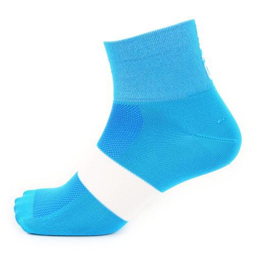 ジロ(giRo) CLASSIC RACER 男女兼用 サイクリング アクセサリー 自転車ソックス 靴下 35-4027059225 BLUE JEWEL/WHT(Men's、Lady's)