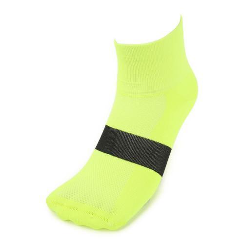 ジロ(giRo) CLASSIC RACER 男女兼用 サイクリング アクセサリー 自転車ソックス 靴下 35-4027059229 H.YELLOW/BLK(Men's、Lady's)