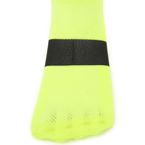 ジロ(giRo) CLASSIC RACER 男女兼用 サイクリング アクセサリー 自転車ソックス 靴下 35-4027059230 H.YELLOW/BLK(Men's、Lady's)