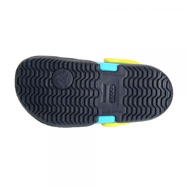 クロックス(crocs) エレクトロ 2.0 クロッグ electro 2.0 clog 15608-41T Navy/Electric Blue キッズ サンダル(Jr)