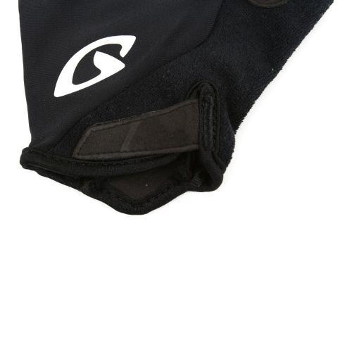 ジロ(giRo) JAG サイズ:S 男女兼用 サイクリング ショートフィンガーグローブ 自転車 35-3167059016 BLACK(Men's、Lady's)