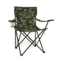 キャンピングフィールド(Camping Field) アームレスチェア CMカモフラージュ柄 553F6CM1714 -(Men's、Lady's、Jr)
