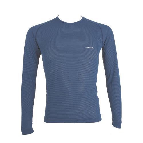 モンベル(mont-bell) ジオラインR L.W ラウンドネックシャツ 1107486 IND メンズ サイクルシャツ(Men's)