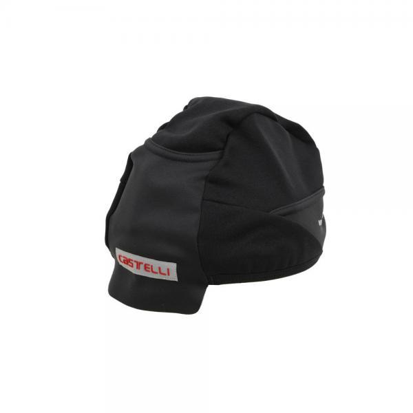 カステリ(Castelli) ESTREMO WS SKULLY 男女兼用 サイクルキャップ 自転車 帽子 4515552 010 BLK(Men's、Lady's)