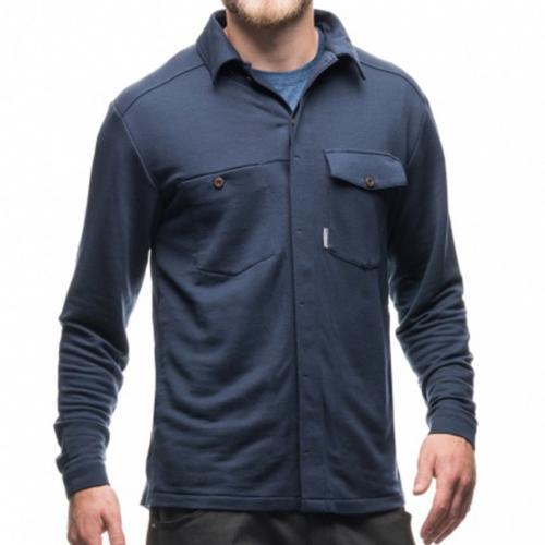 フーディニ(HOUDINI) M's Wolf Shirt 225844 保温 長袖シャツ(Men's)