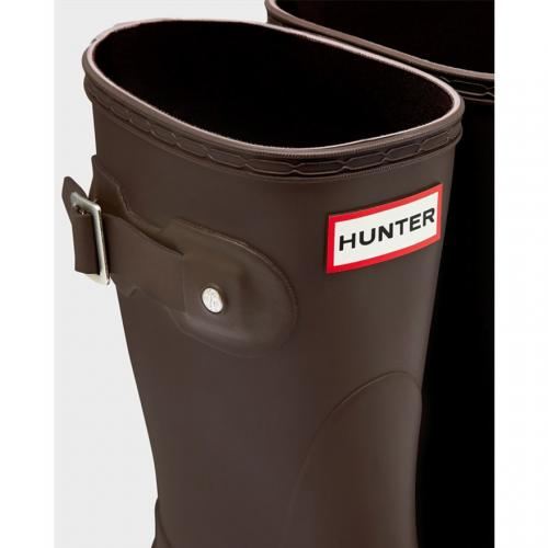 ハンター(Hunter) ウィメンズ オリジナル ショート Ws Original Short レインブーツ WFS1000RMA BCH(Lady's)