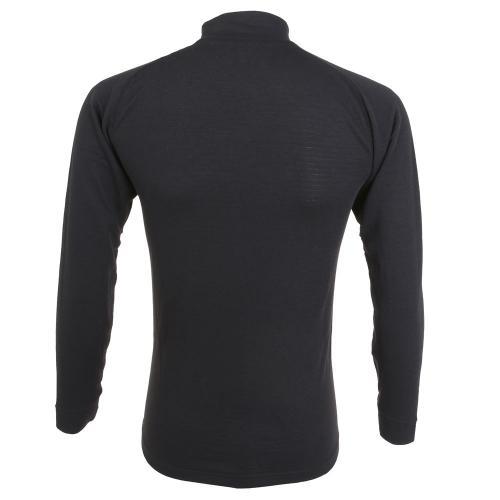 モンベル(mont-bell) ジオライン M.W.ハイネックシャツ Men's 1107527 BK メンズ サイクルシャツ(Men's)