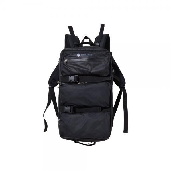 スノーピーク(snow peak) アクティブ バックパック タイプ 04 Active Backpack Type 04 UG-674BK バックパック リュック(Men's、Lady's)
