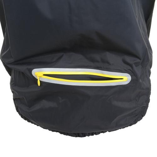 ルコック スポルティフ(Lecoq Sportif) ブリーザブルウィンドジャケット ジャケットウエア QC-570163 BLK ブラック(Men's)