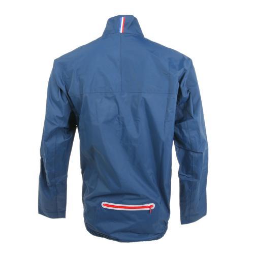 ルコック スポルティフ(Lecoq Sportif) ブリーザブルウィンドジャケット メンズ 男性用 ジャケット 自転車ウエア QC-570163 NVY ネイビー(Men's)