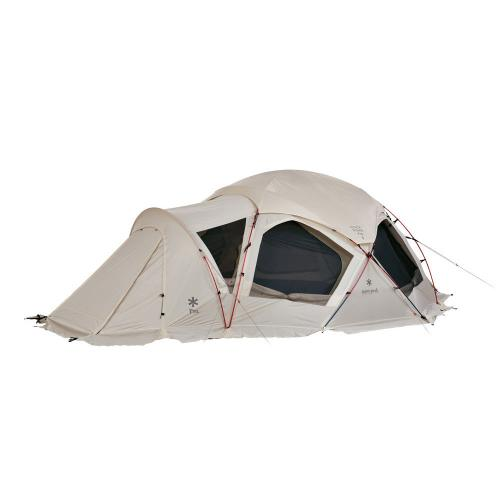スノーピーク(snow peak) ドックドーム Pro.6 アイボリー Dock Dome Pro.6 Ivory SD-507IV キャンプ用品 テント シェルター(Men's、Lady's)