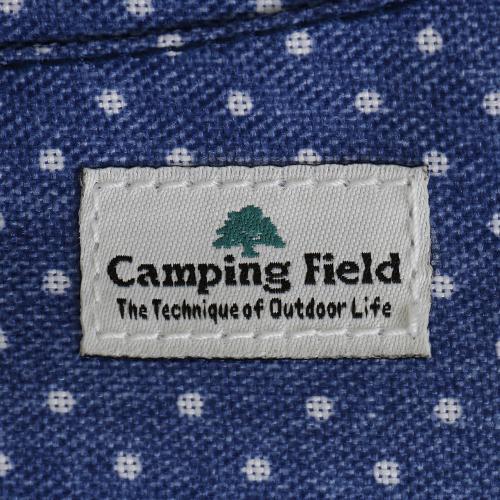 キャンピングフィールド(Camping Field) クーラーバッグ 8L 558F7HF1041 DENIM(Men's、Lady's、Jr)