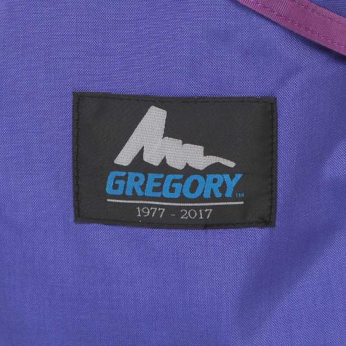 グレゴリー(GREGORY) デイパック ブルーレター DAY PACK BLUE LETTER 776661115  バックパック 40周年記念モデル(Men's、Lady's)