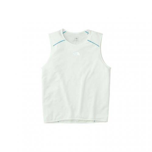 ノースフェイス(THE NORTH FACE) S/L RACING CREW メンズ ランニングTシャツ NT11774 W ホワイト(Men's)