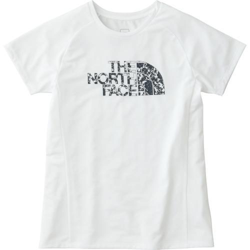 ノースフェイス(THE NORTH FACE) ショートスリーブGTDロゴクルー S/S GTD Logo Crew NTW11783 W ウィメンズ 半袖Tシャツ(Lady's)
