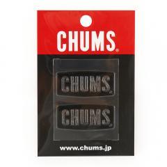 チャムス(CHUMS) Logo Emboss Sticker CH62-1125-K001-00(Men's、Lady's、Jr)