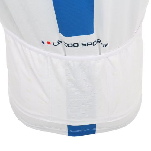 ルコック スポルティフ(Lecoq Sportif) Ninja Ink 半袖ジャージ QC-740171 WHT(Men's)