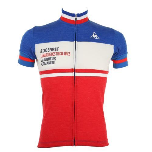 ルコック スポルティフ(Lecoq Sportif) ウ-ルテックジャ-ジ メンズ 男性用 自転車 ウェア QC-743271 BDL(Men's)