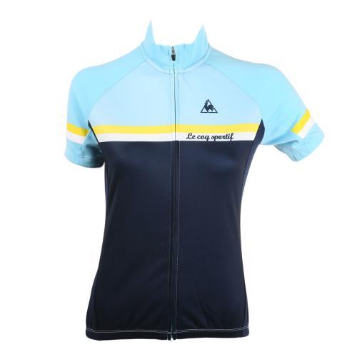 ルコック スポルティフ(Lecoq Sportif) 半袖ジャージ  自転車 ウェア QC-746171 WSX(Lady's)