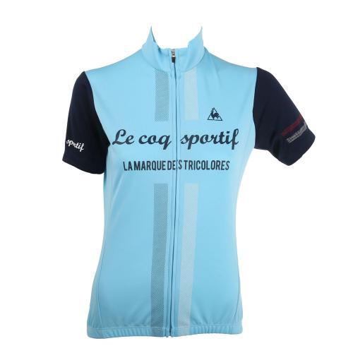 ルコック スポルティフ(Lecoq Sportif) 半袖ジャージ レディース 女性用 自転車 ウェア QC-746471 WSX(Lady's)
