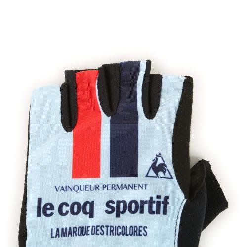 ルコック スポルティフ(Lecoq Sportif) プリントグロ-ブ メンズ レディース 男女兼用 自転車 手袋 QCA712371 WSX(Men's、Lady's)