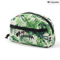 コロンビア(Columbia) プライスストリームミニポーチ Price Stream Mini Pouch PU2065 378 Green Mamba ポーチ(Men's、Lady's)