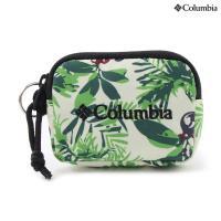 コロンビア(Columbia) プライスストリームコインケース Price Stream Coin Case PU2066 378 Green Mamba 財布(Men's、Lady's)