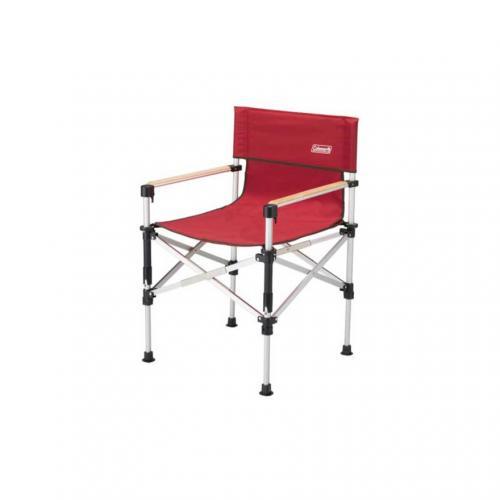 コールマン(Coleman) ツーウェイキャプテンチェア 折りたたみ椅子 2000031282 レッド