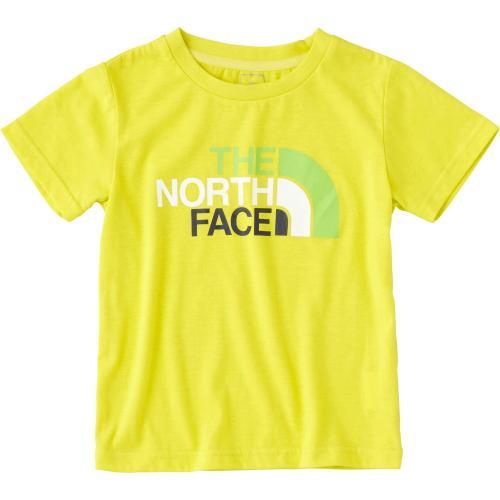 ノースフェイス(THE NORTH FACE) ショートスリーブ カラフルロゴティー S/S Colorful Logo Tee NTJ31730 SS キッズ 半袖Tシャツ(Jr)