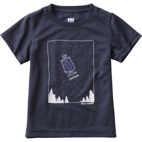 ヘリーハンセン(HELLY HANSEN) K S/S Star Sign Tee キッズ Tシャツ HJ61703 HB(Jr)