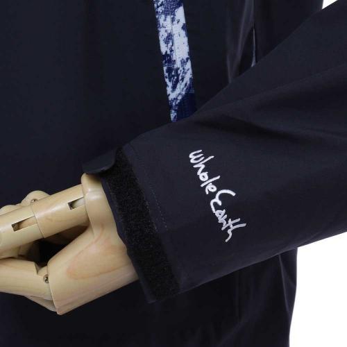 ホールアース(Whole Earth) WE PERFORMANCE JACKET メンズ シェルジャケット WES17M02-5010 NVY(Men's)