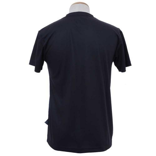 ホールアース(Whole Earth) MENS LANDSCAPE PHOTO TEE メンズ 半袖Tシャツ WES17M02-5703 NVY(Men's)