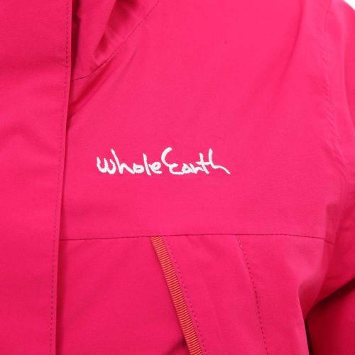 ホールアース(Whole Earth) WOMENS TREKSTER HOODIE レディース トレッキングジャケット WES17W02-5017 PNK(Lady's)