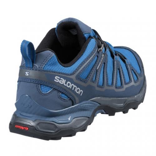 サロモン(SALOMON) X ULTRA PRIME CS WP L37921700 メンズ トレッキングシューズ(Men's)