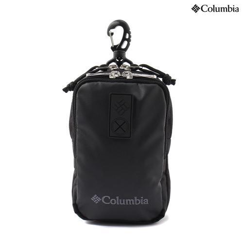 コロンビア(Columbia) ナイオベ6 Niobe VI PU2012 015 Black,Grey ポーチ(Men's、Lady's)
