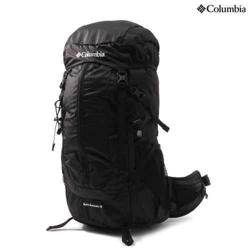 コロンビア(Columbia) バークマウンテン30Lバックパック Burke Mountain 30L Backpack PU8030 010 Black,White(Men's、Lady's)