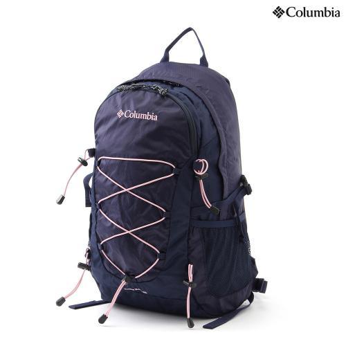 コロンビア(Columbia) キャッスルロック25L バックパック Castle Rock 25L Backpack PU8034 966 Eclipse Blue,Pink ディパック(Men's、Lady's)
