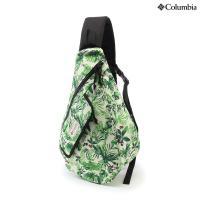 コロンビア(Columbia) プライスストリーム ワンショルダー ボディバッグ PU8080 378 Green Mamba(Men's、Lady's)