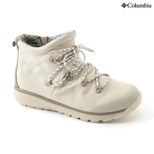 コロンビア(Columbia) クイックミッドII オムニテック メンズ ミッドカットブーツ YU3854 120 NATURAL(Men's)